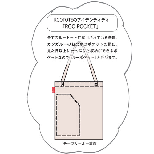 ROOTOTE チープリールー 鉄腕アトム