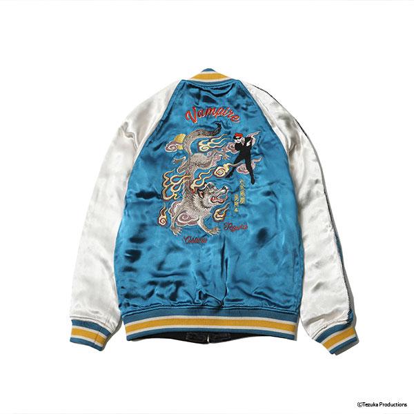 【キッズ】VAMPIRE SOUVNIR JACKET バンパイヤ スーベニアジャケット ※スカジャン