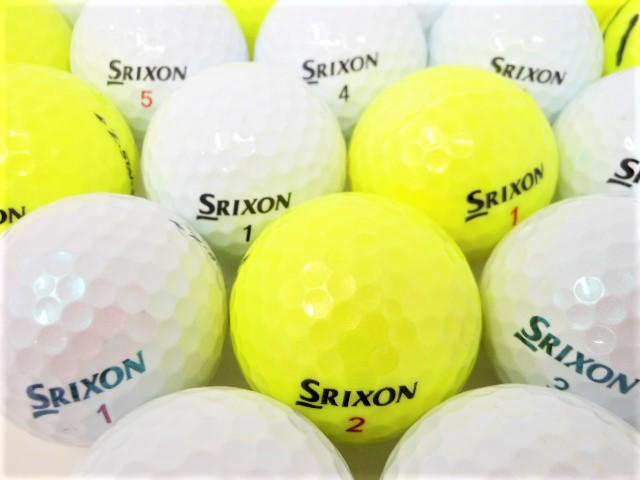 スリクソン Z-STAR シリーズ 2021年 モデル  Bランク ロストボール ゴルフボール Z-STAR Z-STARXV 【中古】 【1球】