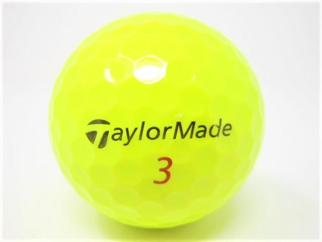 テーラーメイド TP5X 2021年 モデル 特Aランク ロストボール ゴルフボール 【中古】【1球】