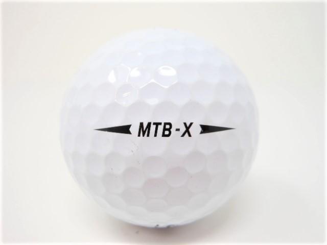 スネル MTB-X 2019年 モデル ロストボール 特Aランク ゴルフボール 【中古】【1球】