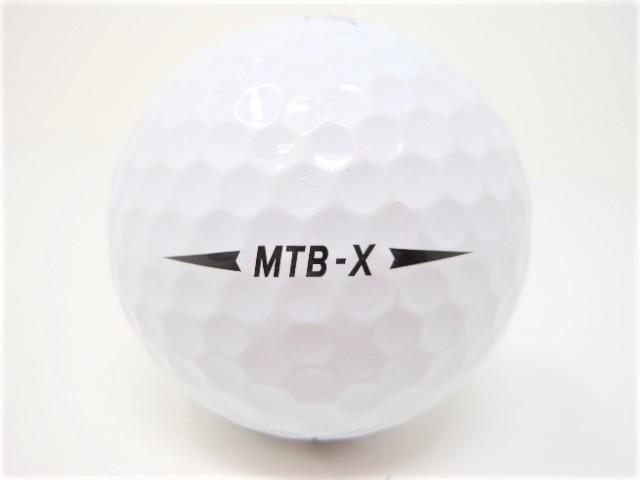 スネル MTB BLACK MTB-X 2019年 モデル ロストボール Bランク ゴルフボール 【中古】