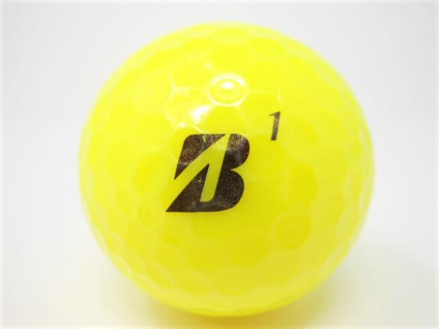 ブリヂストン SUPER STRAIGHT スーパーストレート 2019年 モデル ロストボール 特Aランク ゴルフボール 【中古】【1球】