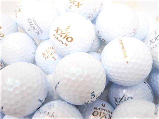 【送料無料】 ゼクシオプレミアム  【20球パック】 モデル混合 特A・Aランク混合 ロストボール XXIO PREMIUM 【中古】