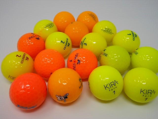 キャスコ シリーズ 特Aランク ロストボール ゴルフボール 【中古】【1球】