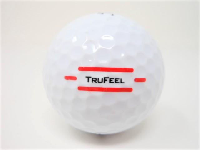 タイトリスト TRU FEEL トゥルーフィール 2019年 モデル ロストボール 特Aランク ゴルフボール 【中古】