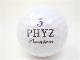 ブリヂストン PHYZ PREMIUM ファイズプレミアム 2014年 モデル ロストボール 特Aランク ゴルフボール 【中古】【1球】