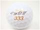 プロギア SUPER Egg スーパーエッグ 2017年 モデル ロストボール 特Aランク ゴルフボール 【中古】【1球】