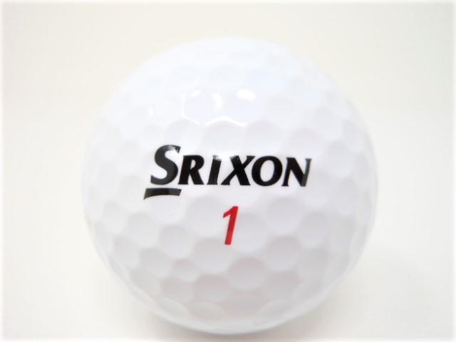 スリクソン X2 2020年 モデル ロストボール 特Aランク ゴルフボール 【中古】【1球】