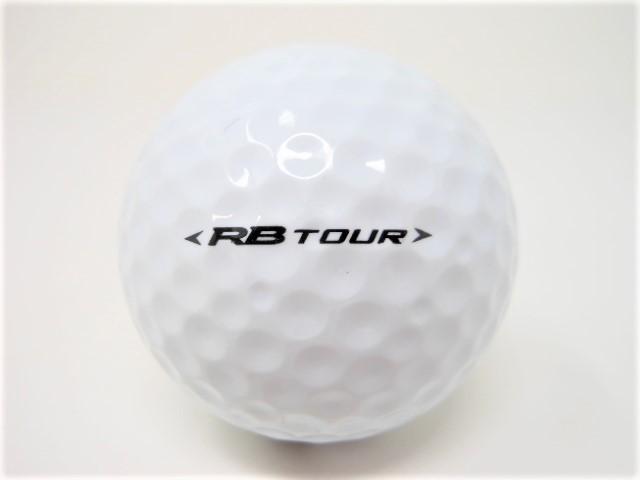 ミズノ RB TOUR / RB TOUR X 2019年 モデル 特Aランク ロストボール ゴルフボール 中古