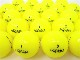 【送料無料】 ホンマ D1 モデル混合 【40球】 特Aランク 【ホワイト】 【イエロー】 ロストボール ゴルフボール 【中古】