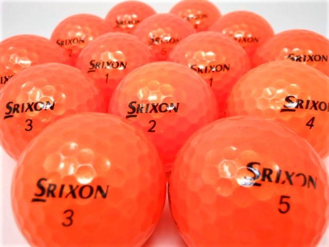 スリクソン Z-STAR シリーズ 特Aランク・Aランク 2017年 - 旧モデル ロストボール ゴルフボール 【中古】 【1球】