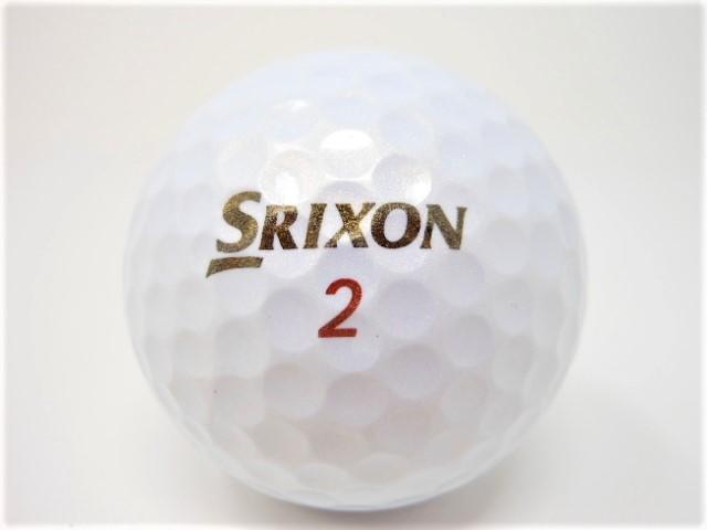 スリクソン Z-STAR XV 2019年 モデル ロストボール 特Aランク ゴルフボール 【中古】 【1球】