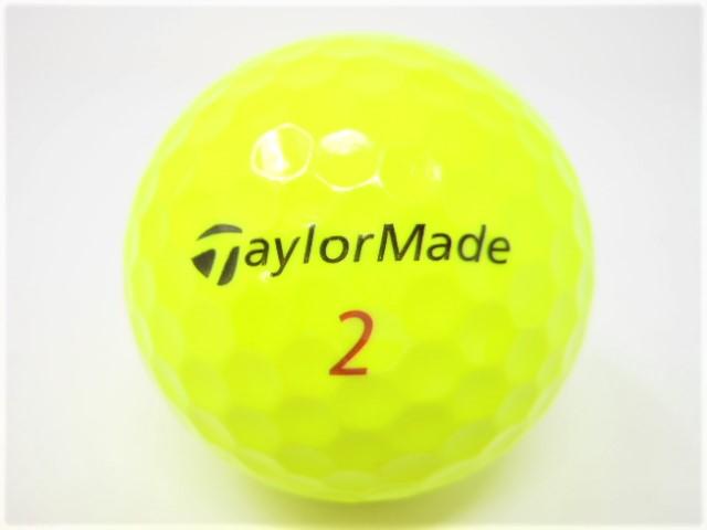 テーラーメイド TP5X 2019年 モデル ロストボール  特Aランク ゴルフボール 【中古】【1球】
