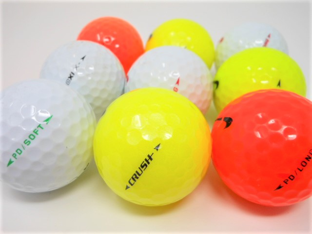 【送料無料】 ナイキ 限定 40球  ロストボール Bランク ゴルフボール 【中古】