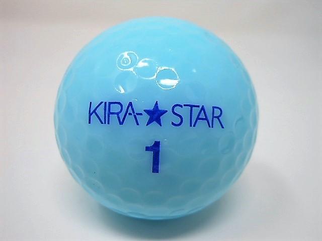 キャスコ KIRA STAR キラスター 2015年 モデル ロストボール 特Aランク ゴルフボール 【中古】