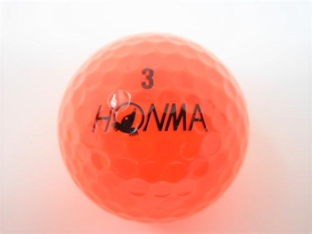 【NEWモデル】 ホンマ D1 2020年 モデル ロストボール 特Aランク ゴルフボール 【中古】【1球】