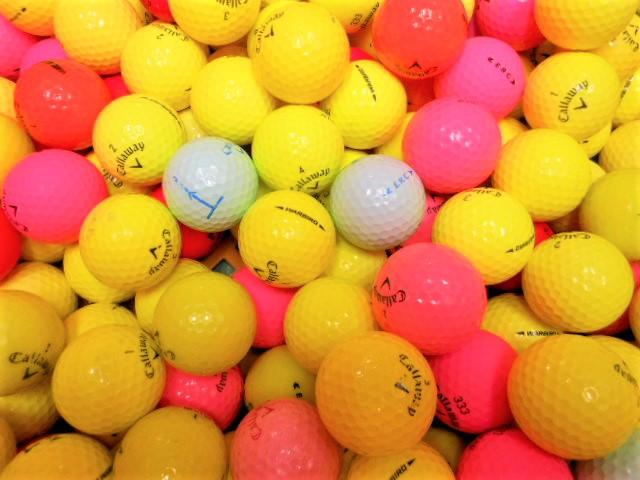 【送料無料 】キャロウェイ 【20球パック】  Bランク ロストボール ゴルフボール 【中古】