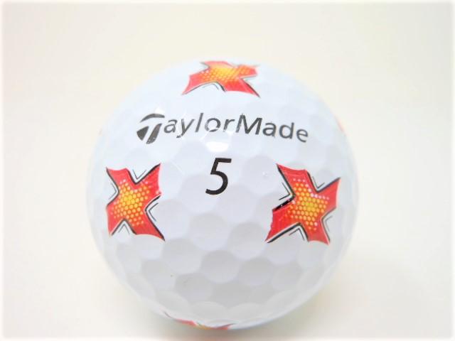 テーラーメイド TP5 シリーズ 2019年 モデル ロストボール Bランク ゴルフボール 【中古】