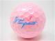 キャスコ Zeusimpact 女子 ゼウスインパクト女子 ロストボール 特Aランク ゴルフボール 【中古】【1球】