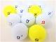 ブリヂストン TOUR B JGR 2021年 モデル ロストボール Bランク  ゴルフボール 【中古】【1球】