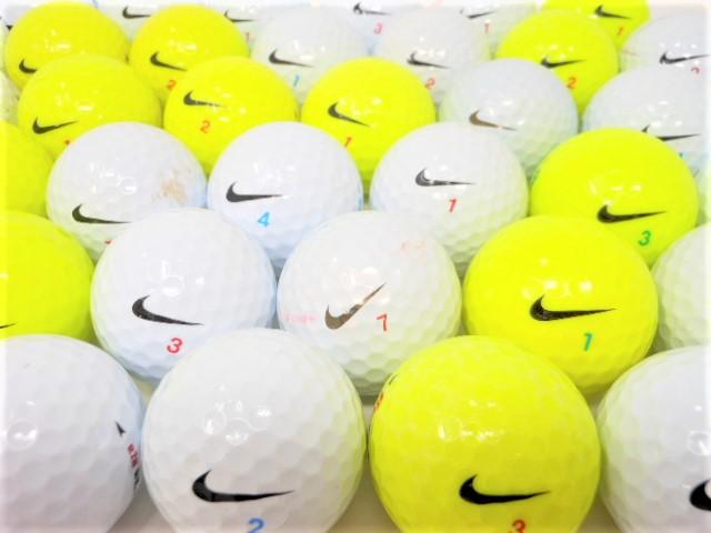 ナイキ レジン シリーズ限定 ロストボール Bランク ゴルフボール 【中古】【1球】