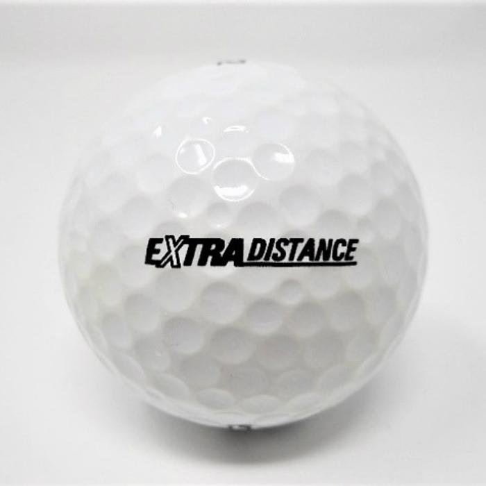 ツアーステージ EXTRA DISTANCE エキストラディスタンス 2014年 モデル ロストボール 特Aランク  1ダースケース入り ゴルフボール 【中古】