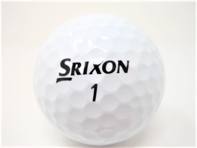 スリクソン Z-STAR 2021年 モデル ロストボール 特Aランク ゴルフボール 【中古】 【1球】
