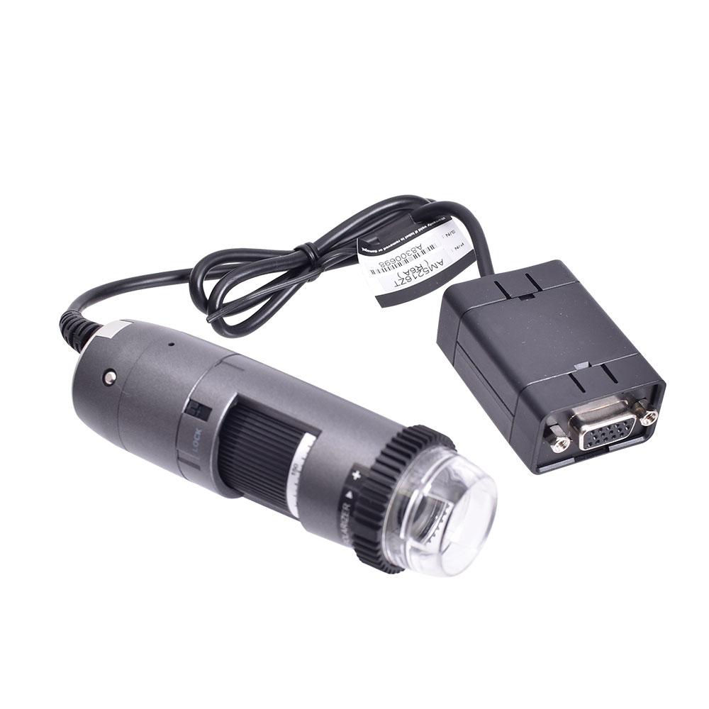 【デモ機】Dino-Lite Edge VGA(D-Sub) Polarizer(偏光) LWD
