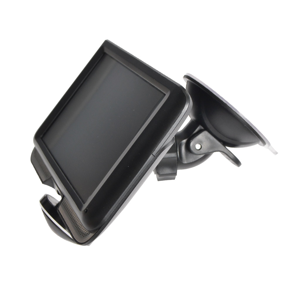 5インチ360度ドライブレコーダー&リアカメラ