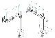 4軸式くねくねモニターアーム モニターアーム\シンプル可動アーム