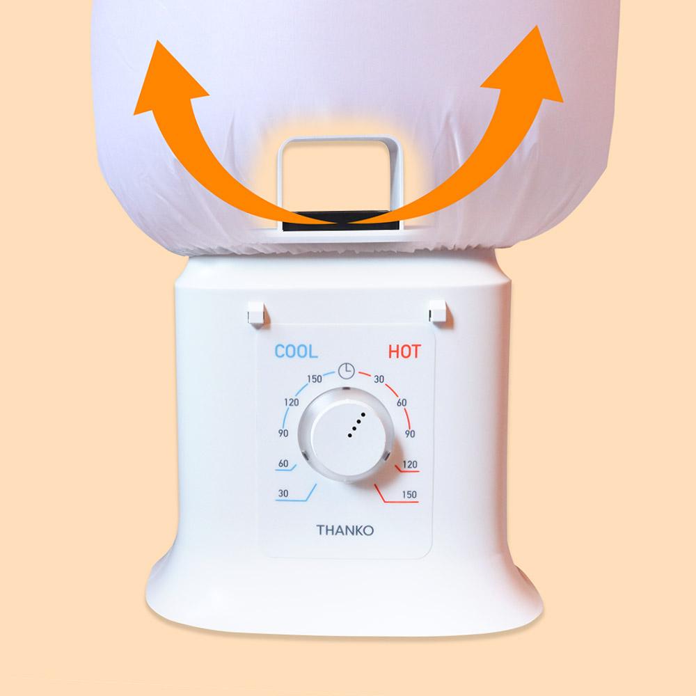 シワを伸ばす乾燥機アイロンいら〜ず2