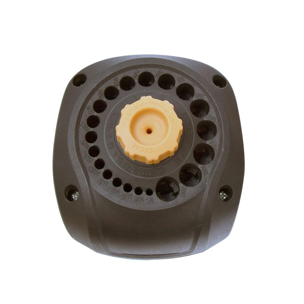 切れ味がよみがえる3-12mm対応電動ドリル研磨機