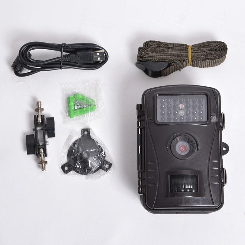 自動録画防犯カメラ