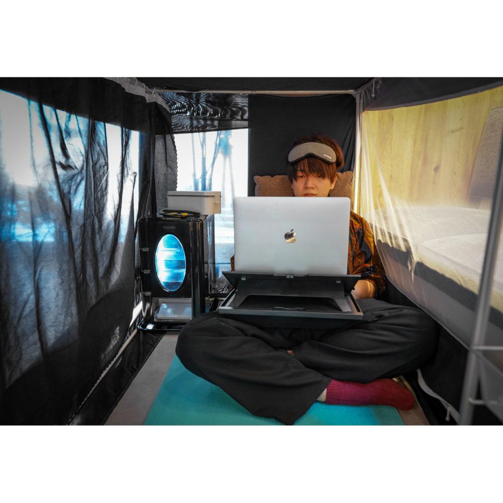 快適おひとりさま空間「家ナカ秘密基地テント」