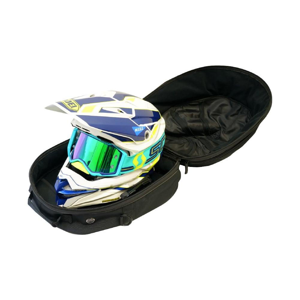 ファン内蔵!丸ごとヘルメットリフレッシャーバッグ