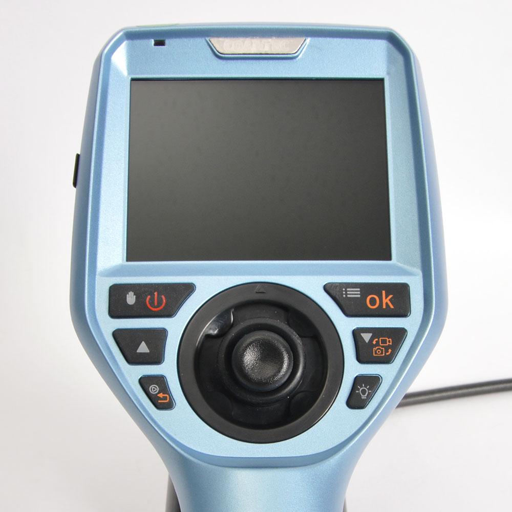 先端可動式360度ジョイスティック工業内視鏡