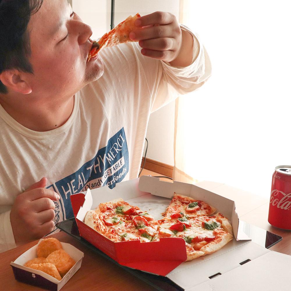 ★予約商品★Mサイズピザにも対応!「フードウォーマープレートミニ」 ※21年2月上中旬頃お届予定