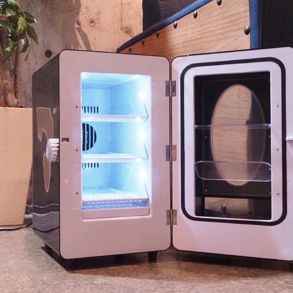 大人のインテリア「自動販売機型冷温庫」