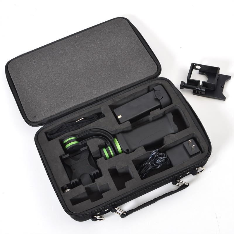 3軸電子制御カメラスタビライザー
