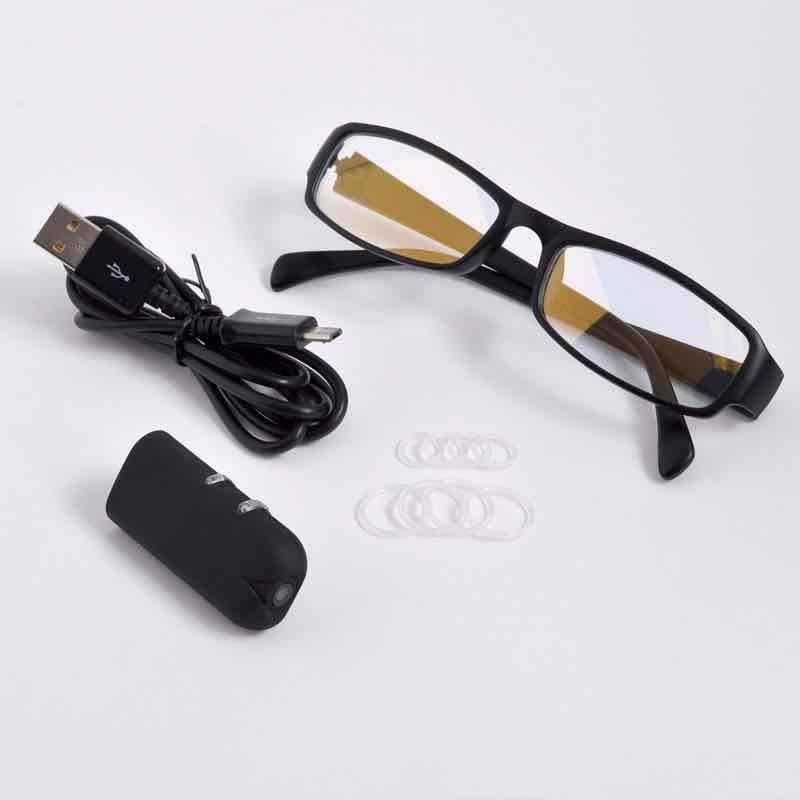 メガネ装着用カメラ「メガネni付け撮〜る」