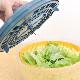 高速水切りで野菜シャキシャキ「電動サラダスピナー」