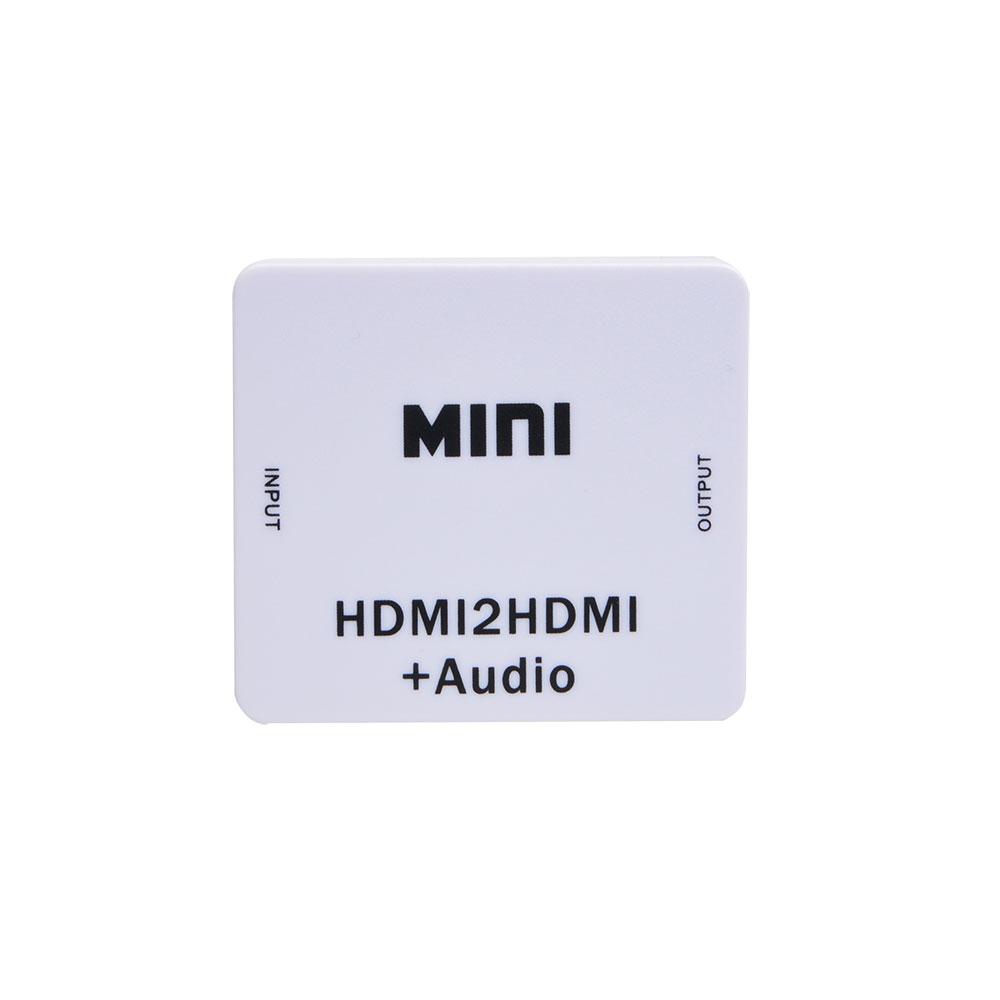 HDMI音声分離アナログ出力アダプター
