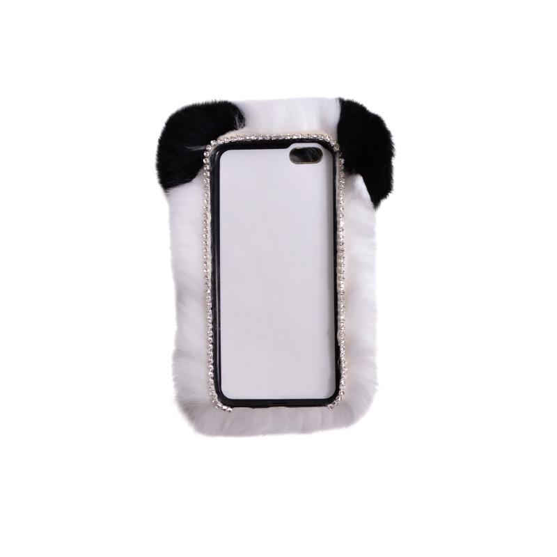 もふもふパンダケース for iPhone 6/6s