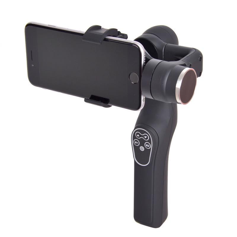 2軸電子制御カメラスタビライザー