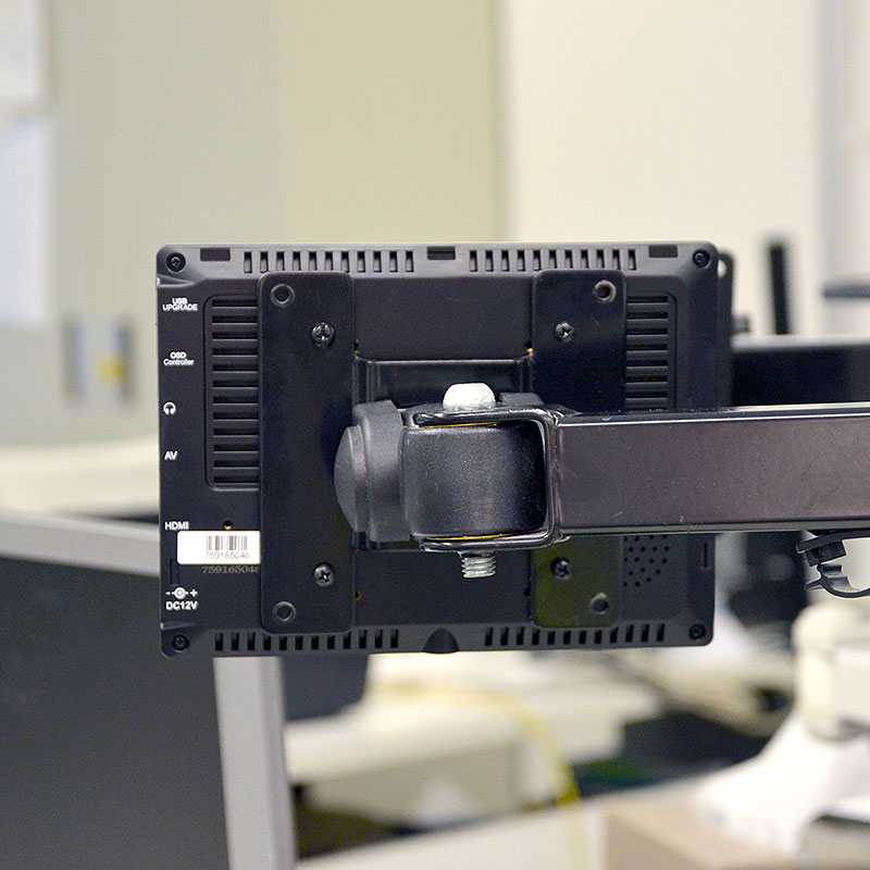 HDMI対応カメラ用7インチ液晶モニター