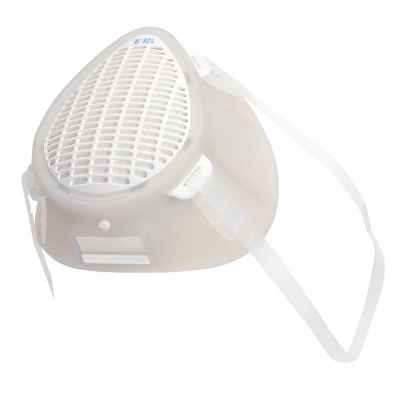 充電式花粉ブロッカー「呼吸らくちんマスク」