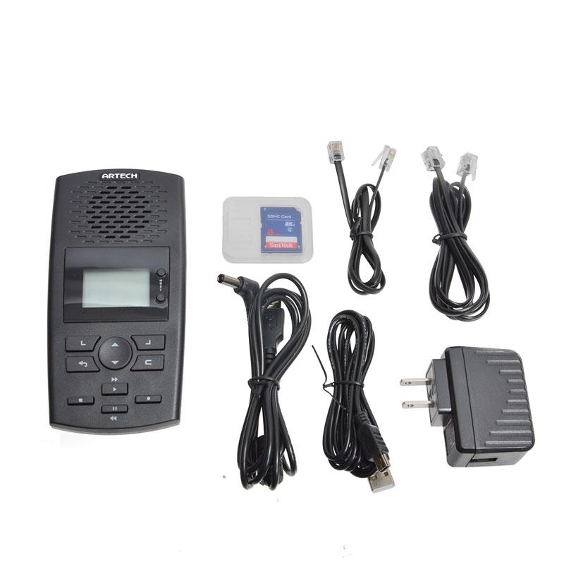 ビジネスホン対応「通話自動録音BOX2」