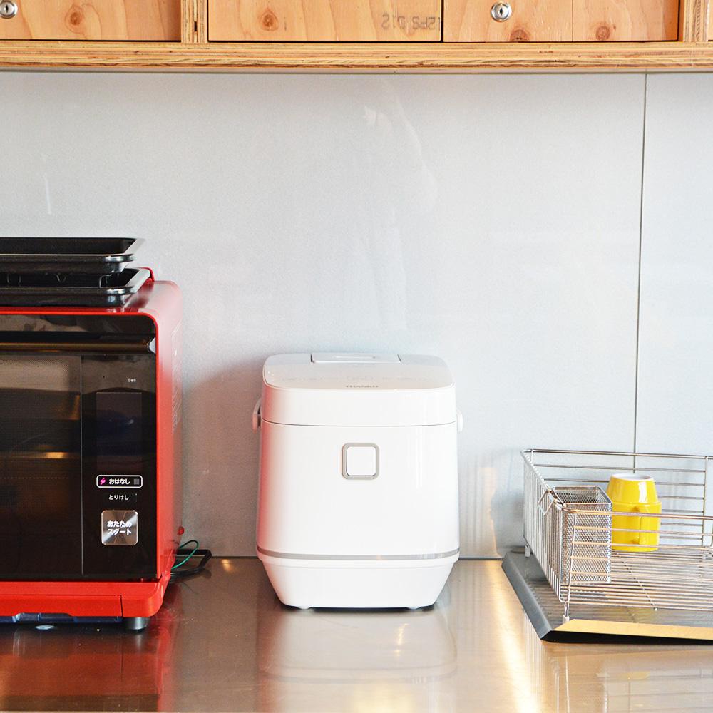 手軽に糖質制限ができる炊飯器「糖質カット炊飯器 匠」