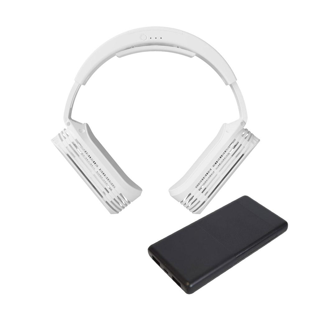 ネッククーラーEvo + 10000mAhモバイルバッテリーセット